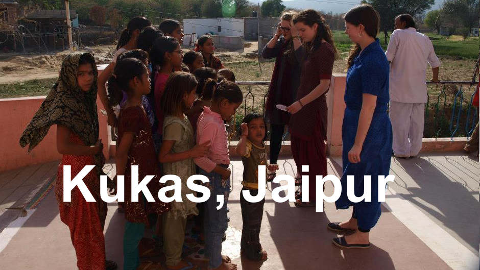 Wahoe Commune Girls Education Women Empowerment Kukas- Village Jaipur