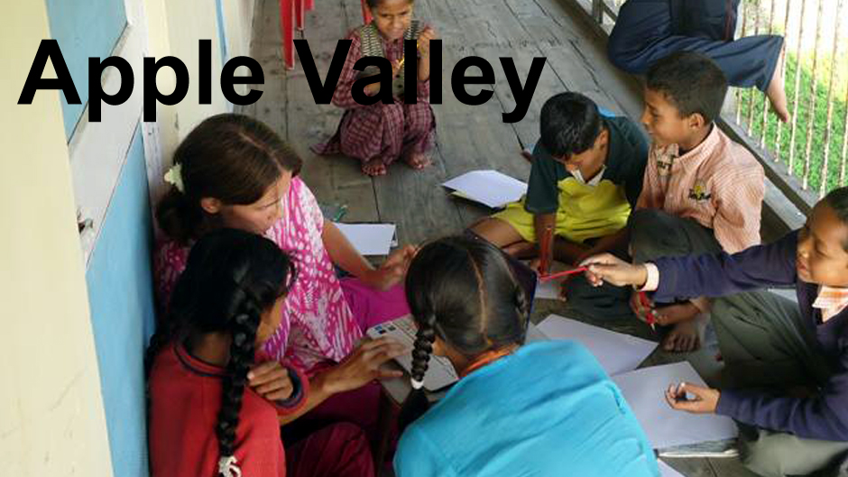 Wahoe Commune Nepalese School Apple Valley Shimla